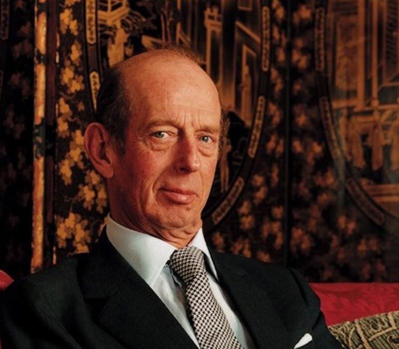 HRH Duke of Kent